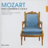 MOZART - Cohen - Concerto pour piano et orchestre n°6 en si bémol majeur