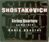 Quatuors à cordes (Intégrale)