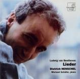 BEETHOVEN - Henschel - An die Hoffnung, lied pour voix et piano op.94