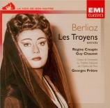 BERLIOZ - Prêtre - Les Troyens : extraits