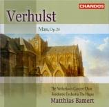 VERHULST - Bamert - Messe op.20