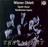 SPOHR - Wiener Oktett - Nonette op.31