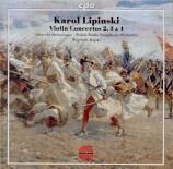 LIPINSKI - Breuninger - Concerto pour violon n°2 op.21
