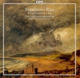 RIES - Griffiths - Symphonie n°4 op.110