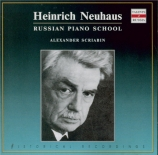 SCRIABINE - Neuhaus - Deux poèmes pour piano op.32