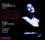 BRAHMS - Jovanovic - Lieder