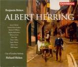 BRITTEN - Hickox - Albert Herring, opéra op.39