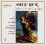 ROPARTZ - Krivine - La chasse du prince Arthur
