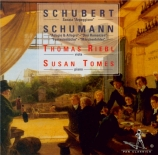 SCHUBERT - Riebl - Sonate pour piano et arpeggione (ou violoncelle) en l