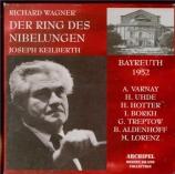 WAGNER - Keilberth - Der Ring des Nibelungen (L'Anneau du Nibelung) WWV