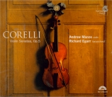 CORELLI - Manze - Sonate pour violon op.5 n°7