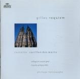 GILLES - Herreweghe - Requiem