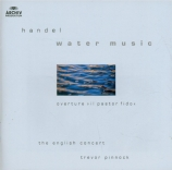HAENDEL - Pinnock - Water Music HWV.348-350