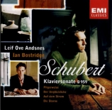 SCHUBERT - Andsnes - Sonate pour piano en la majeur D.959