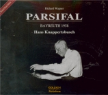 WAGNER - Knappertsbusch - Parsifal WWV.111 (Live Bayreuth 1958) Live Bayreuth 1958