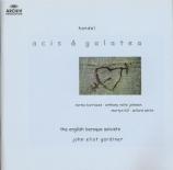 HAENDEL - Gardiner - Acis and Galatea, masque HWV.49a
