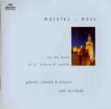 MORALES - McCreesh - Missa 'Mille regretz'