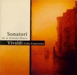 VIVALDI - Vestidello - Concerto pour violoncelle, cordes et b.c. en la m