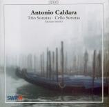 CALDARA - Parnassi Musici - Sonate en trio op.1 n°1
