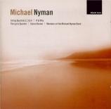 NYMAN - Lyric Quartet - Quatuor à cordes n°2