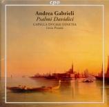 GABRIELI - Capella Ducale - Psalmi Davidici
