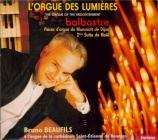 L'orgue des lumières (St Etienne de Bourges)