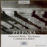 ZELENKA - Camerata Bern - Sinfonia en la mineur Z.189