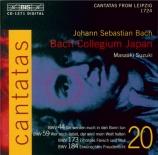 Cantatas Vol.20