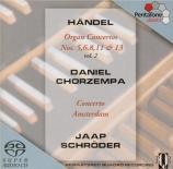 Organ Concertos Vol.2