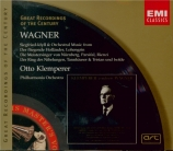 WAGNER - Klemperer - Rienzi, der Letzte der Tribunen (Rienzi, le dernier