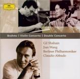 BRAHMS - Shaham - Concerto pour violon et orchestre en ré majeur op.77