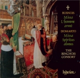 BUSNOIS - Kirkman - Missa 'L'homme armé'