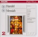 HAENDEL - Marriner - Messiah (Le Messie), oratorio HWV.56