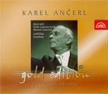 MOZART - Ancerl - Concerto pour violon et orchestre n°3 en sol majeur K