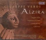 VERDI - Capuana - Alzira, opéra en deux actes