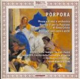 PORPORA - Cosmi - Messa a 4 voci