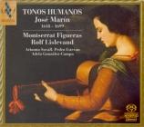Tonos humanos : Les chansons de José Marin