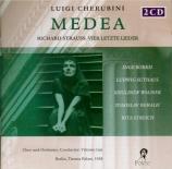 CHERUBINI - Gui - Medea (version italienne) (Live Berlin 1958) Live Berlin 1958