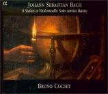BACH - Cocset - Six suites pour violoncelle seul BWV 1007-1012