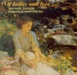 Of ladies and love : Lieder et mélodies pour des dames