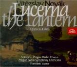 NOVAK - Vajnar - Lucerna op.56