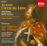 GRETRY - Doneux - Richard Coeur de Lion