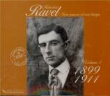 Ravel et son temps Vol.1 : 1899-1911