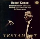 RIMSKY-KORSAKOV - Kempe - Shéhérazade op.35