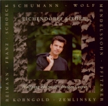 Eichendorff Lieder : Lieder de Schumann, Mendelssohn...