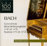 BACH - Ristenpart - Concerto brandebourgeois n°2 BWV 1047