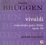 VIVALDI - Brüggen - Concerto pour flûte, hautbois, violon, basson et b.c
