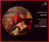 MONTECLAIR - Christie - Jephté