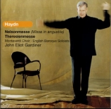 HAYDN - Gardiner - Missa in Angustijs, pour solistes, choeur mixte, orche