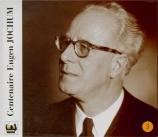 Centenaire Eugen Jochum : Archives 1963-1986